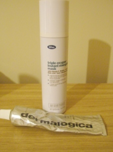 Bliss and Dermalogica