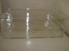 2 Drawer Muji stackable drawers