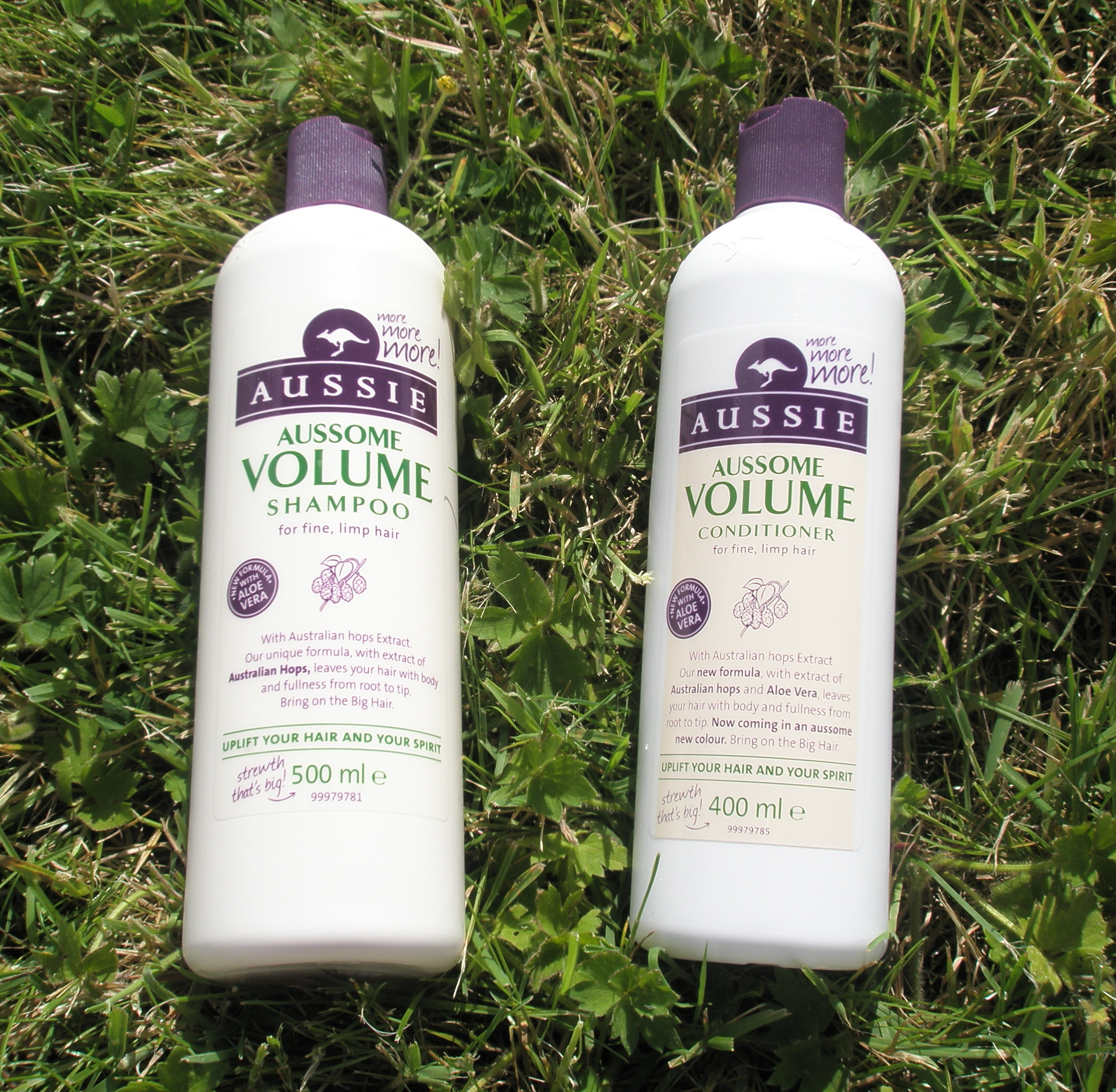 how to turn shampoo and conditioner