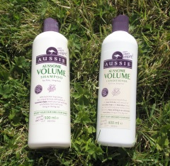 Aussie Aussome Volume Shampoo and Conditioner