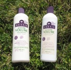 Aussie Aussome Volume Shampoo and Conditioner