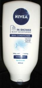 Nivea In-Shower Moisturiser