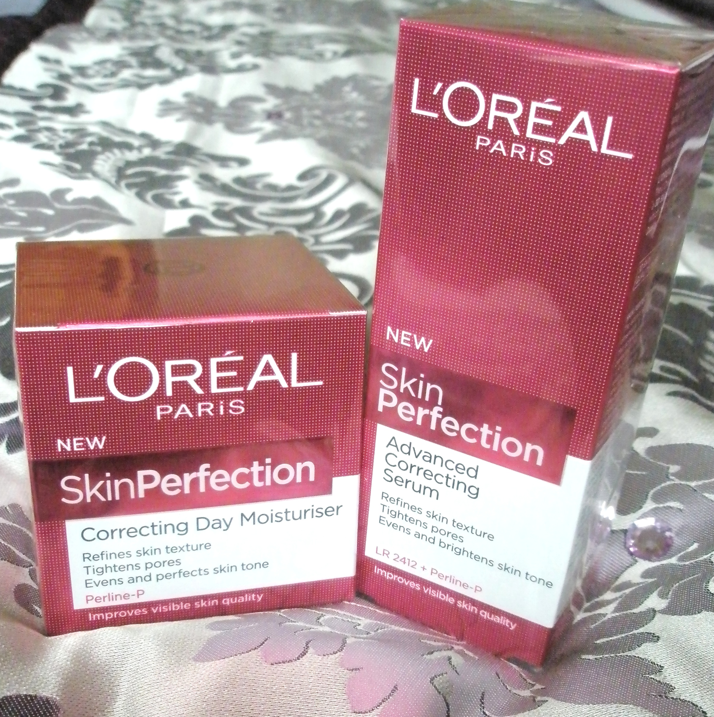 l oreal skin perfection serum review