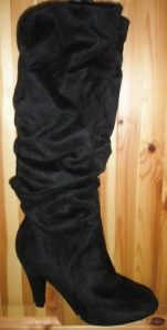 Black Penneys Slouchy Boot