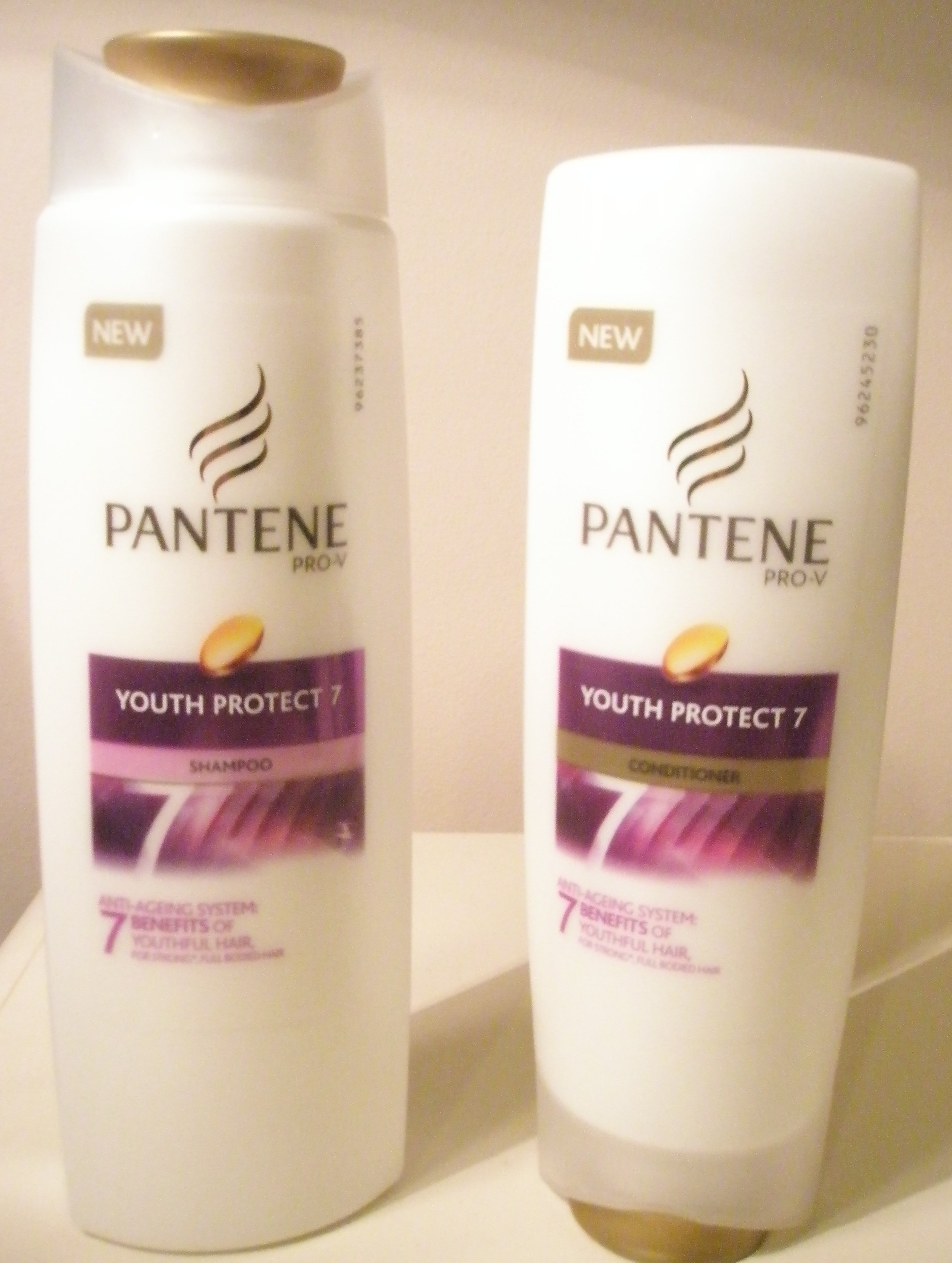 pantene youth protect 7 range: review | ah sure tis lovely