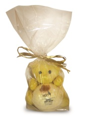 LR YELLOW BEAR & HONEY B.B. WRAPPED