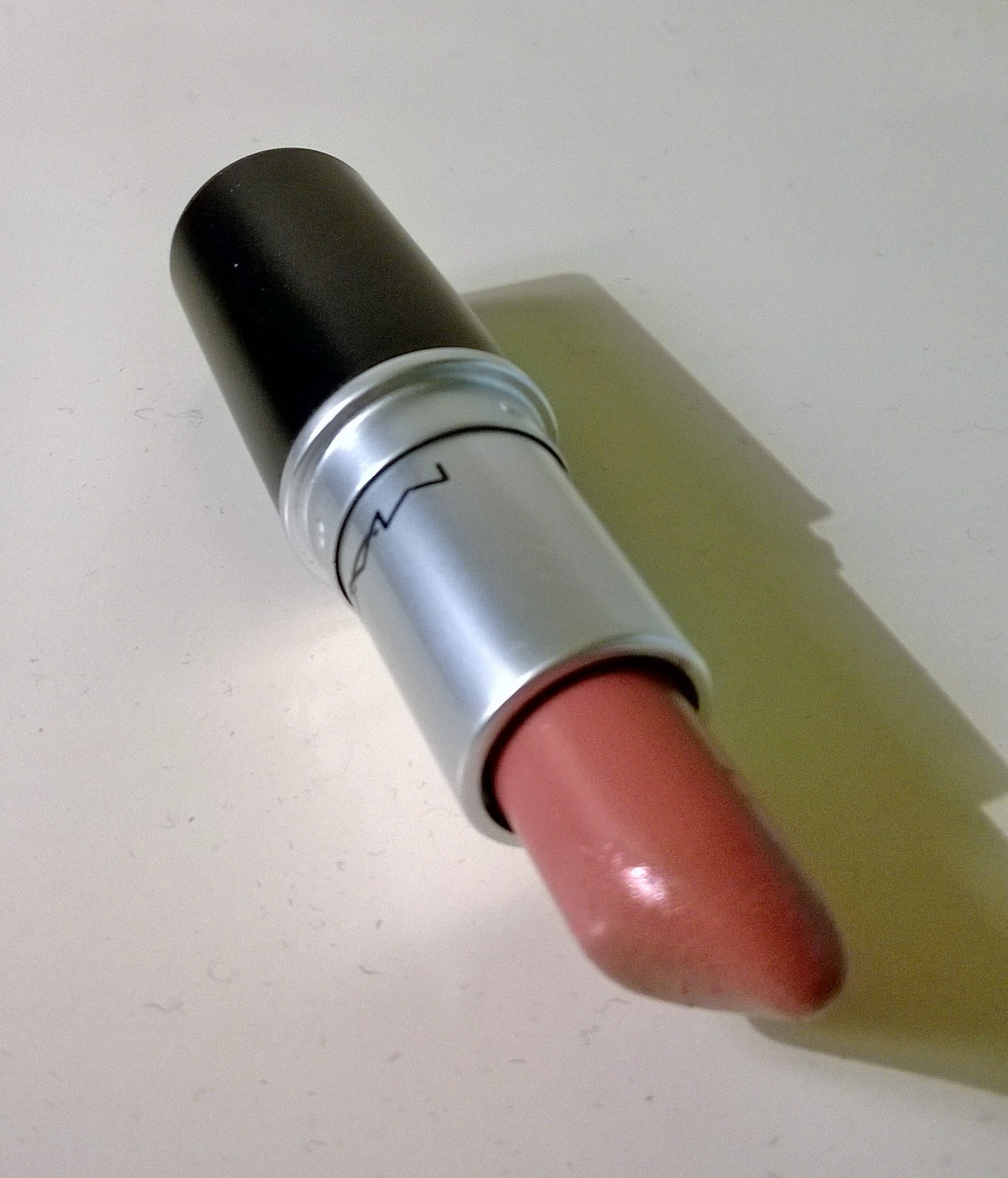MAC LIPSTICK IN MODESTY: REVIEW AND PICTURES   Ah Sure Tis Lovely