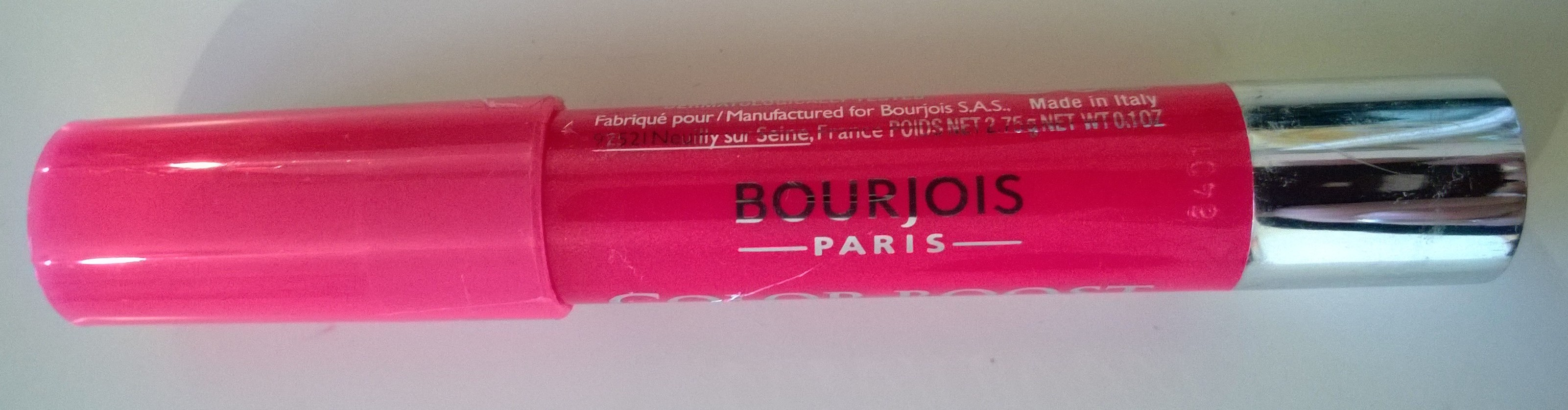 BOURJOIS COLOR BOOST IN FUCHSIA LIBRE: REVIEW AND PICTURES | Ah Sure ...