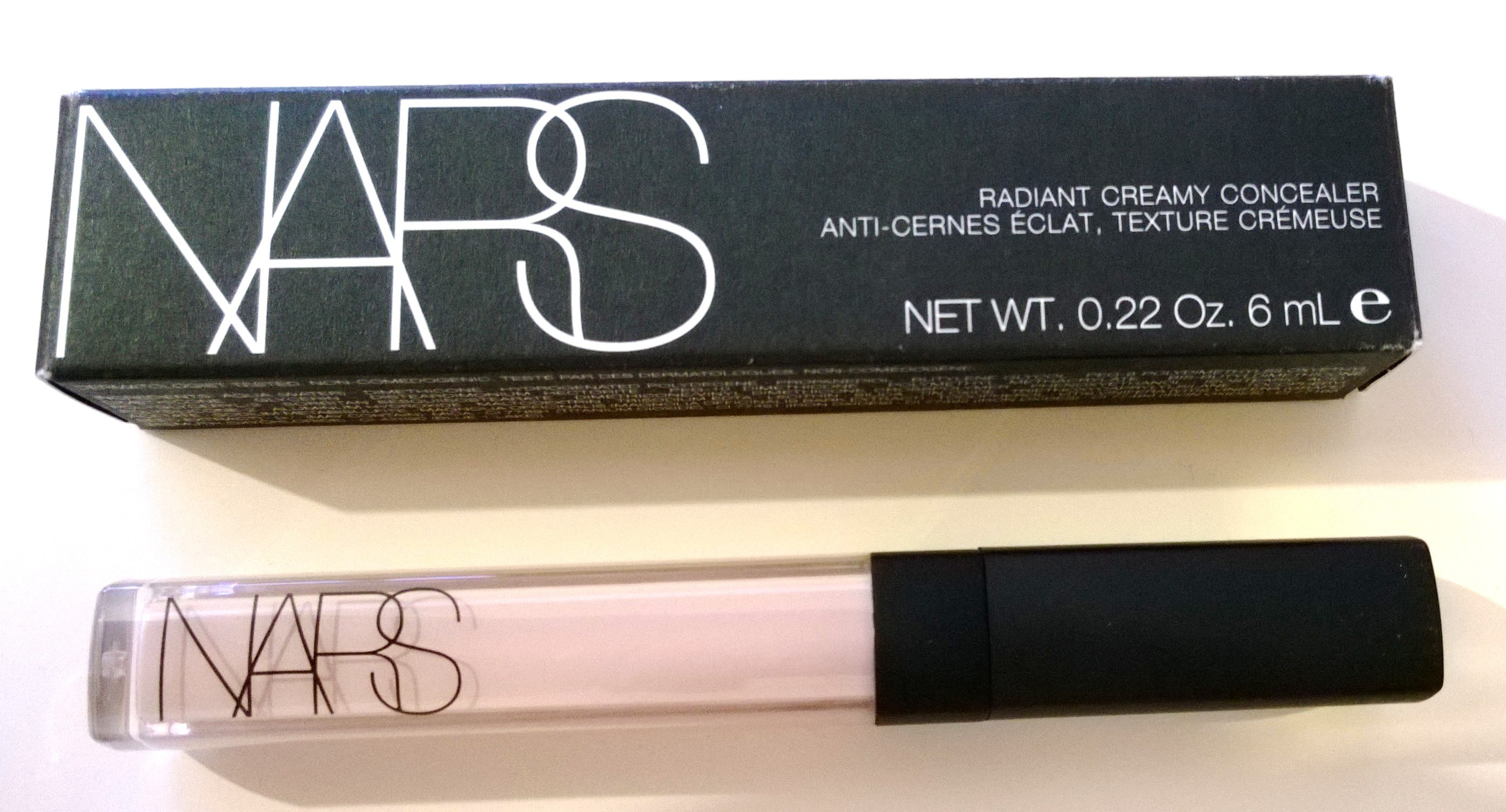 NARS RADIANT CREAMY CONCEALER IN VANILLA: REVIEW AND PICTURES | Ah ...