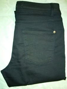 Dorothy Perkins Navy Jeans