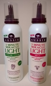 Aussie 3 Minute Miracle Light