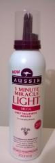 Aussie 3 Minute Miracle Light Mega