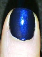 Bourjois 1 Second Gel Bleu Moonlight