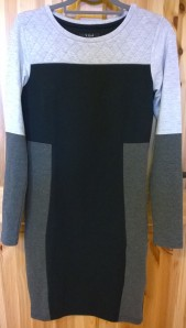 Vero Moda Colour Block Knit Dress