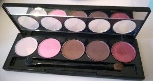 Pari Elements 5 Well Eyeshadow Palette