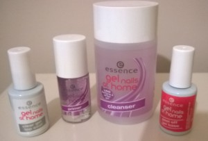 Essence Gel Nails at Home Starter Kit