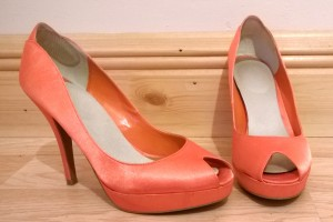 Orange Kurt Geiger Shoes