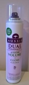 Aussie Dual Personality Aussome Volume & Shine Hairspray