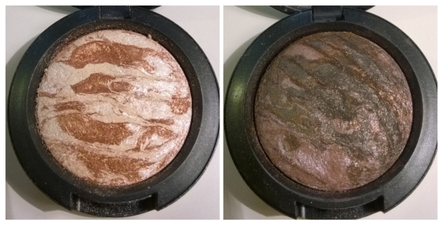 MAC Summer Haze & Twilight Falls