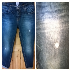 River Island Distressed Jeans
