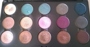 My MAC Palette