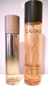 Parfum Divin De Caudalie and Divine Oil