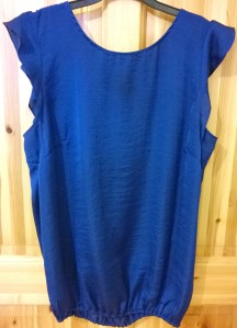 Penneys Blue Top