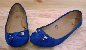 Penneys Blue Pumps