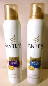 Pantene Pro-V Dry Shampoos