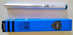 Eyeko Skinny Liquid Eyeliner in Navy