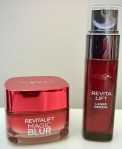 L'Oreal Revitalift Magic Blur Moisturiser and Laser Renew Serum