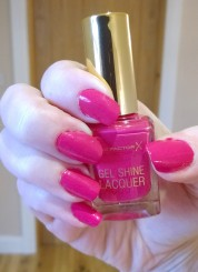 Max Factor Gel Shine Lacquer Twinkling Pink