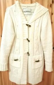 boohoo.com Aran Style Cardigan
