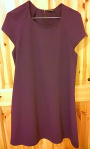 River Island Aubergine Swing Dress