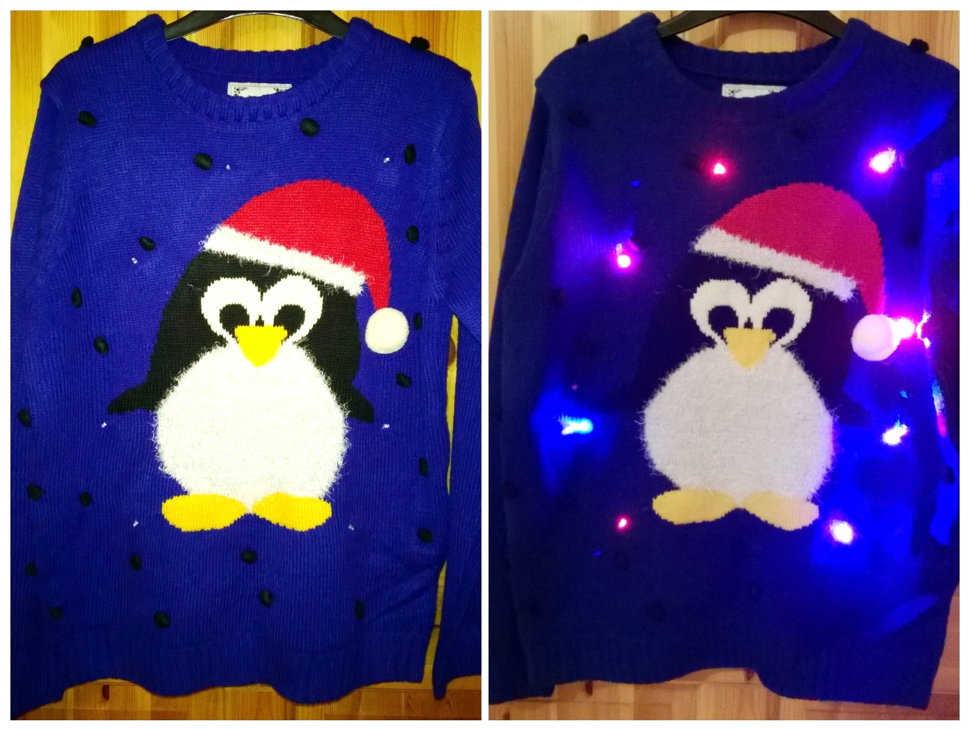 Christmas is fast approaching and already the streets are thronged with revellers. For the party season, Christmas jumpers are now a special tradition in Ireland.