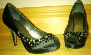 Menbur Black Shoes