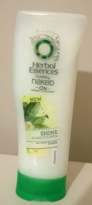 Herbal Essences Clearly Naked Shine Conditioner