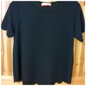 Red Chilli Navy Top