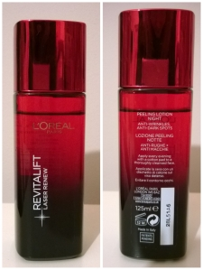 L'Oreal Revitalift Peeling Night Lotion