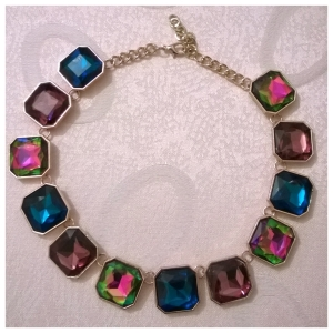 iclothing Statement Necklace