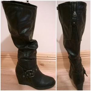 Marco Tozzi Knee High Boots