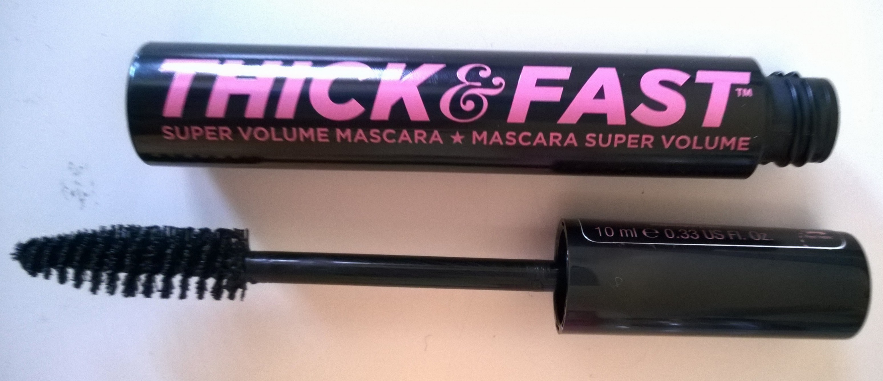 Thick & Fast™ Flash Extensions Effect Mascara