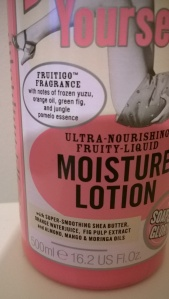 Soap & Glory Butter Yourself Moisture Lotion