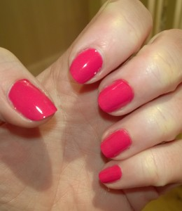 Sally Hansen Miracle Gel Pink Tank