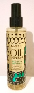 Matrix Oil Wonders Amazonian Murumuru Controlling Oil