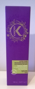 Karora Ultra Dark Bronzing Mousse